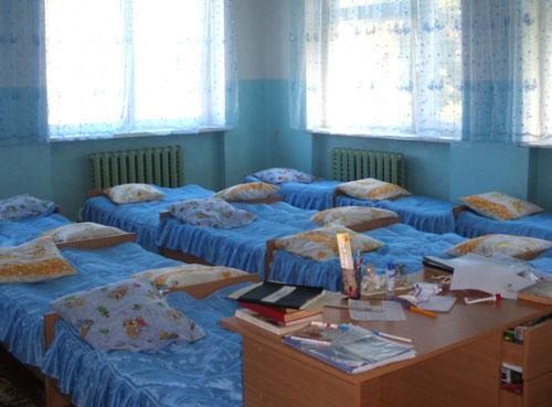 спальные помещения