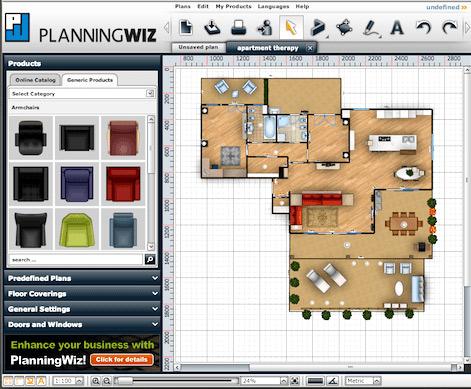 программа PlanningWiz