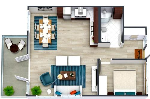 программа Floor Plan 3D