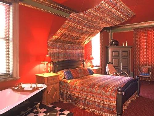 мексиканский стиль спальня