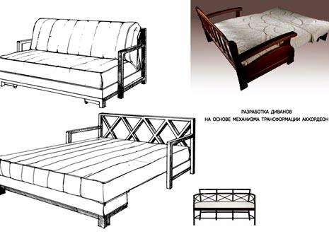 проект мягкая кровать