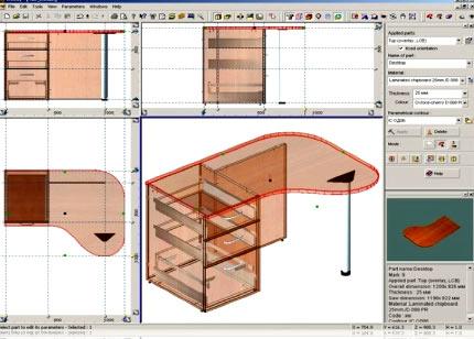 программа проектирование мебель