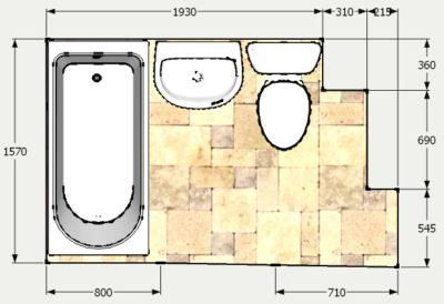 планировка Sweet home 3D