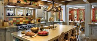 островная кухня