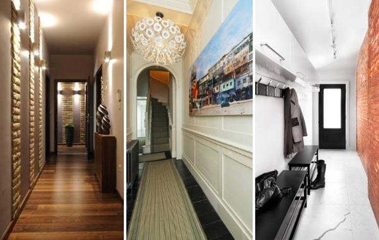 узкие коридоры