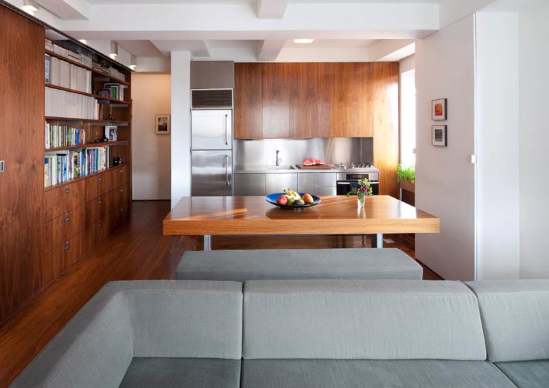 диван со спинкой