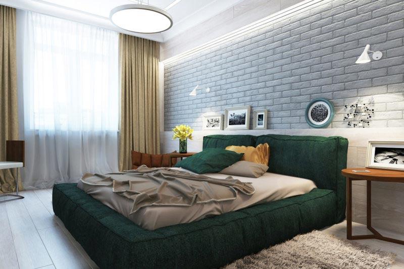 цветовая отделка помещения
