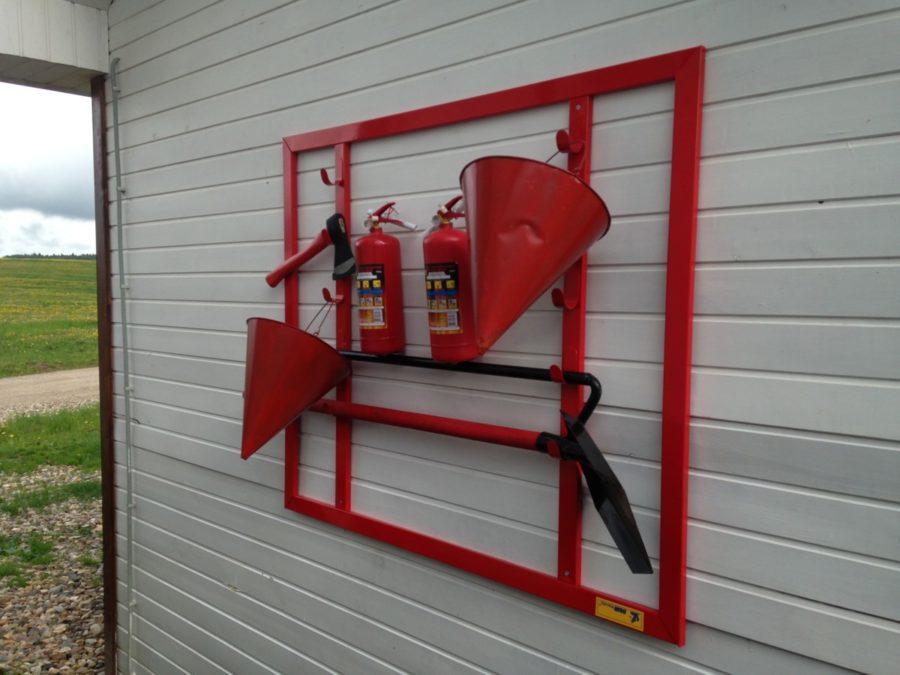 пожарная безопасность на участке