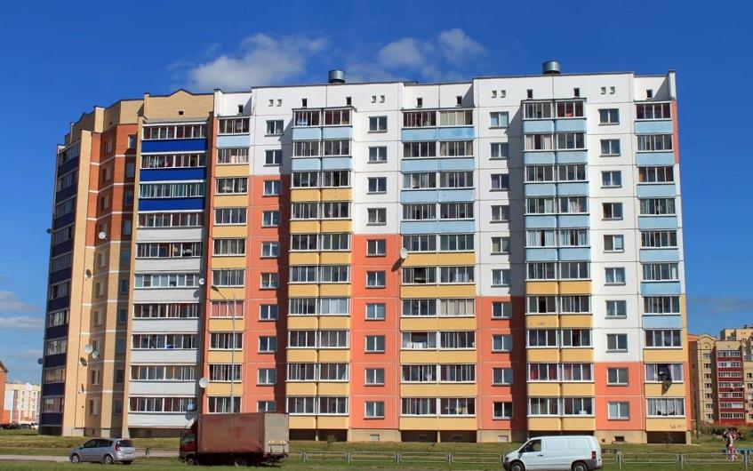 Дом девять этаже серии 111-108