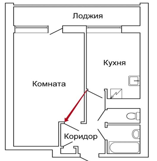 Брежневская квартира